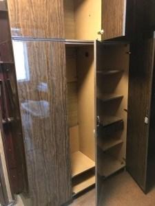 Финская стенка, платяной шкаф