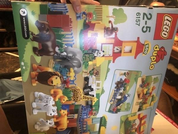 Lego зоопарк, Москва