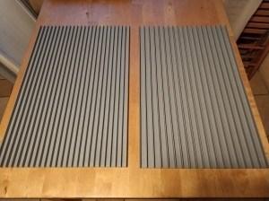 Отдам фетровый лоток IKEA, панели для хранения дисков IKEA, стол, тиски