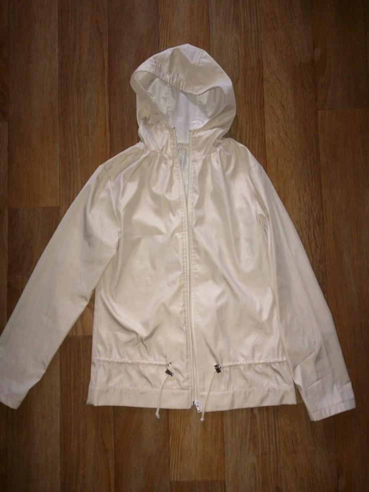 курточка легкая без подклада, размер М