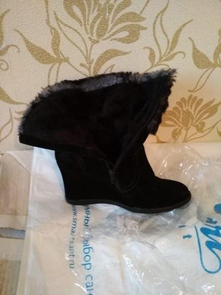 женские сапоги и туфли-шпилька
